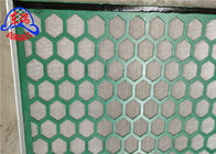 Oil Drilling Equipment Rock Shaker Screen for  Filter API 20 - API 325 Mesh Range