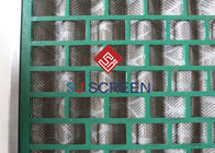 1050 X 695 Mm Stainless Steel Screen Mesh Sand Vibrating Screen Good Performance
