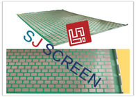 2000 48- 30 PWP Shale Shaker Screen , Vibration Screen Mesh API Certification
