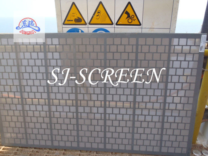 SWACO D380 Shale Shaker Mesh Screen High Conductance For Mud Recycling System