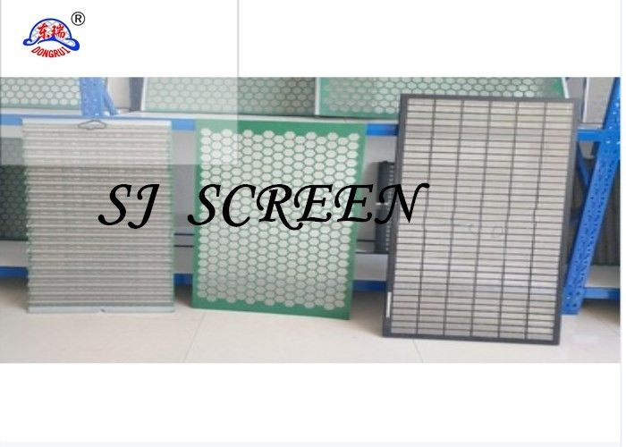 40mm Thickness Durable Oilfield Screens Length 1165 Mm W8ith Width 585 Mm
