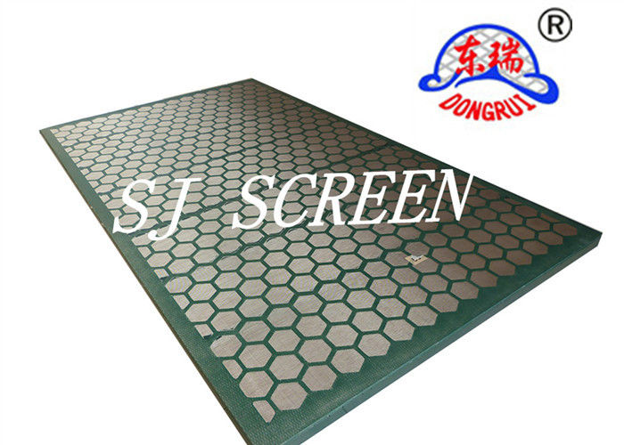 SS 304/316 Rock Shaker Screen Corrosion - Resisting Long Working Life