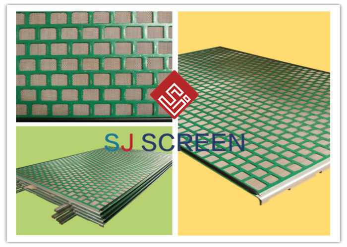 2000 48- 30 PWP  Shaker Screens 2-3 Layers With 20-325 Mesh