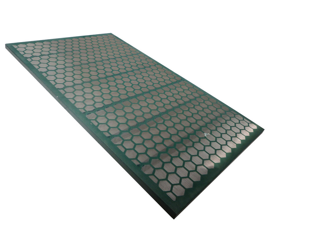"KEM TRON Shale Shaker Screen 48 X 28"" 1210 X710mm Meta Steel Frame"
