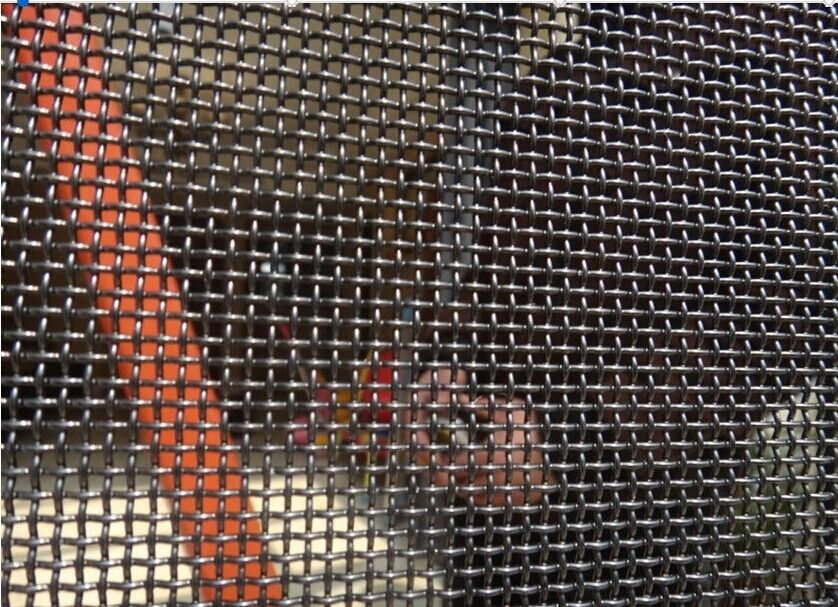 304/316 Stainless Steel Wire Mesh Panels Mosquito Net For Windows